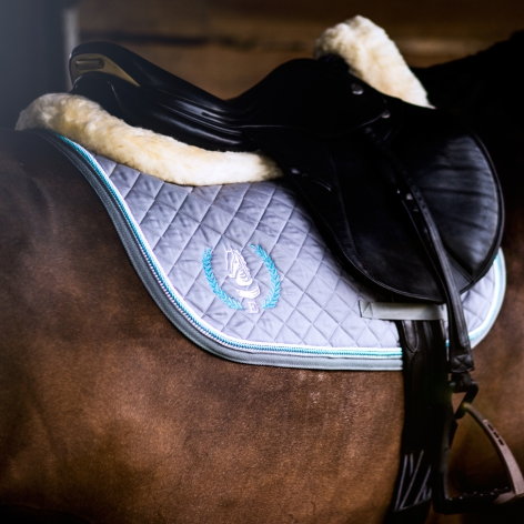 Diamante Saddle Cloth