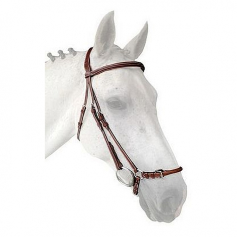 Rolled Drop Noseband
