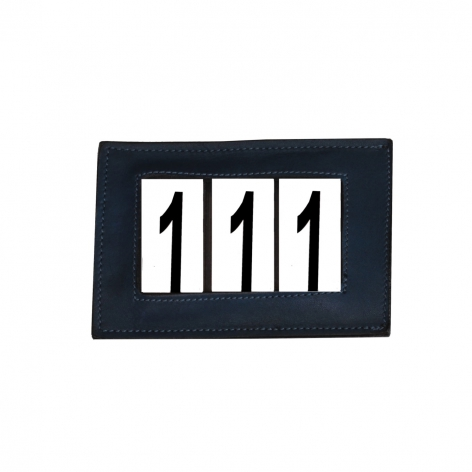 Patent Navy Dressage Numbers