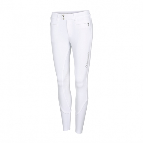 Samshield Adele White Breeches