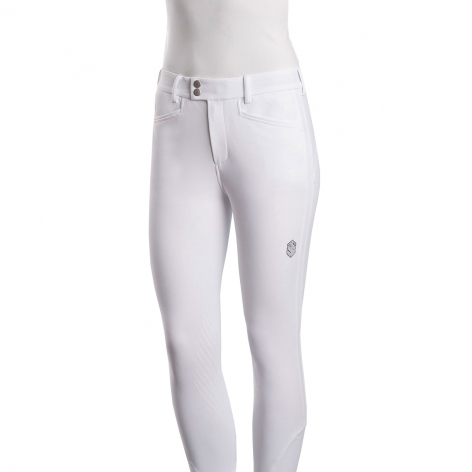 Samshield Hortense White Breeches