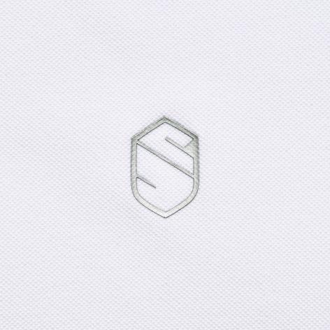 Charles Men's Show Shirt - White Image 4