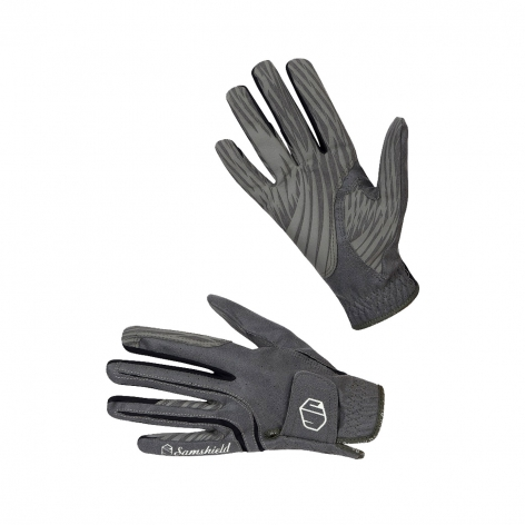 New V-Skin Riding Gloves Image 4