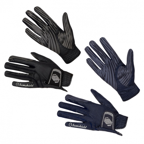 Samshield Crystal Riding Gloves