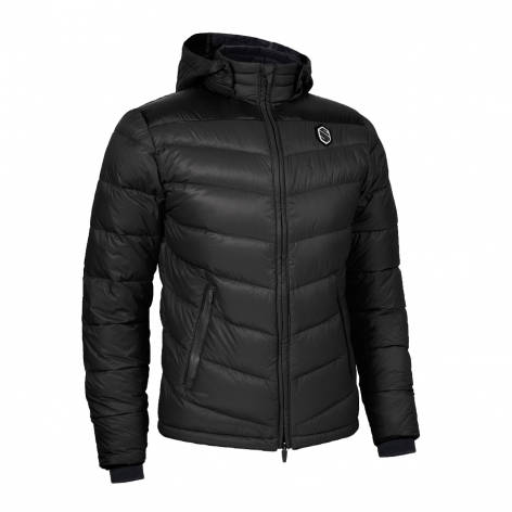 Men's Megeve Down Jacket - Black