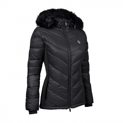 Samshield Black Down Jacket