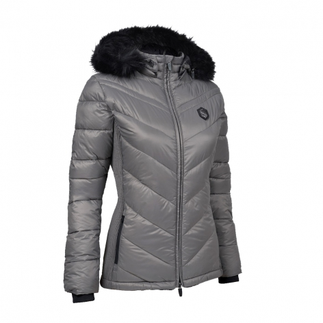 Grey Samshield Courchevel Jacket