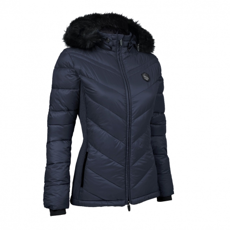 Samshield Navy Down Jacket
