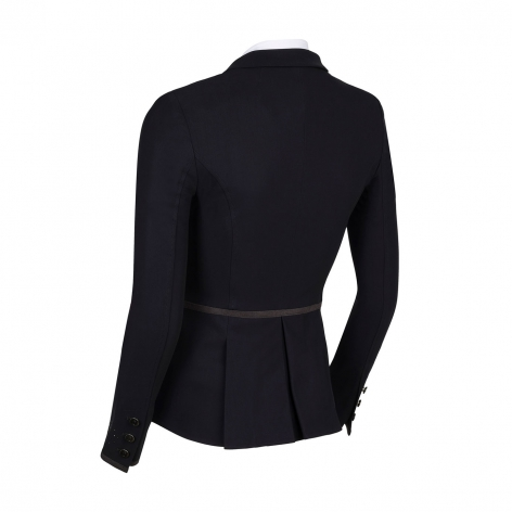 Victorine Show Jacket - Black Image 3