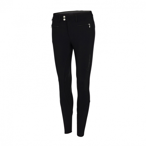 Samshield Black Riding Breeches