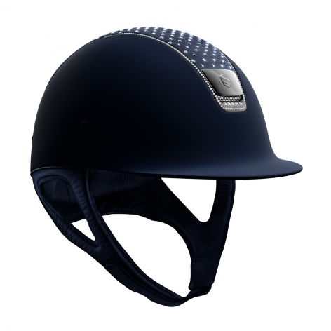 Crystal Horse Riding Helmet