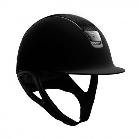 Samshield Black Shimmer Hat