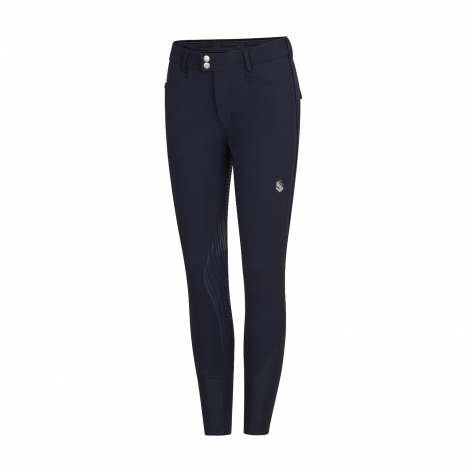 Samshield Navy Horse Riding Breeches