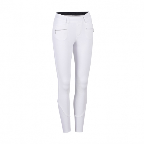 Samshield White Competition Breeches