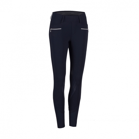 Samshield Navy Horse Riding Leggings