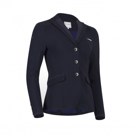 Navy Equestrian Show Jacket