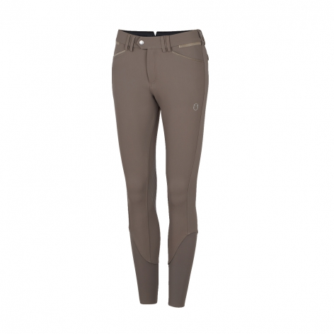 Samshield Taupe Riding Breeches