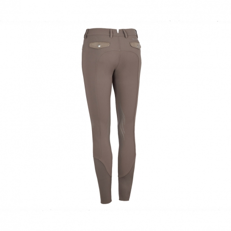 Mathilde Breeches - Taupe Image 3