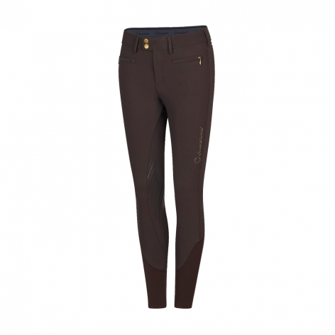 Adele Breeches - Brown Image 2
