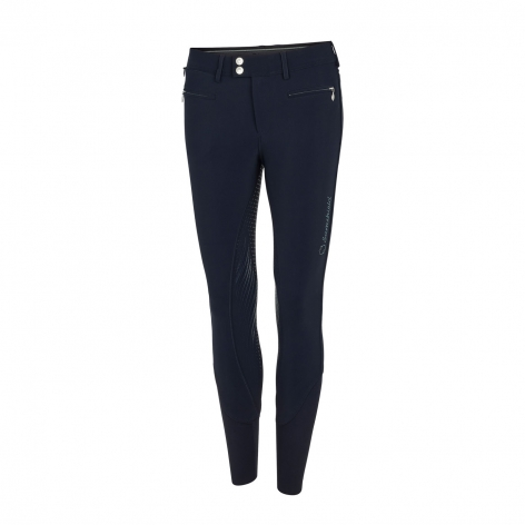 Samshield Diane Navy Breeches