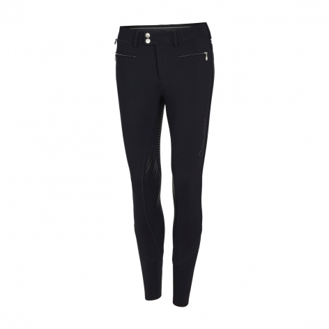 Black Samshield Breeches