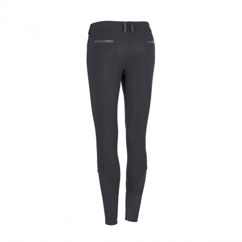 Diane Full Grip Breeches - Anthracite Grey Image 3
