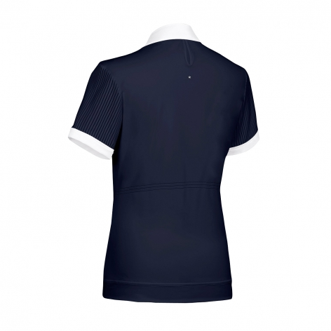 Apolline Show Shirt - Navy Image 3