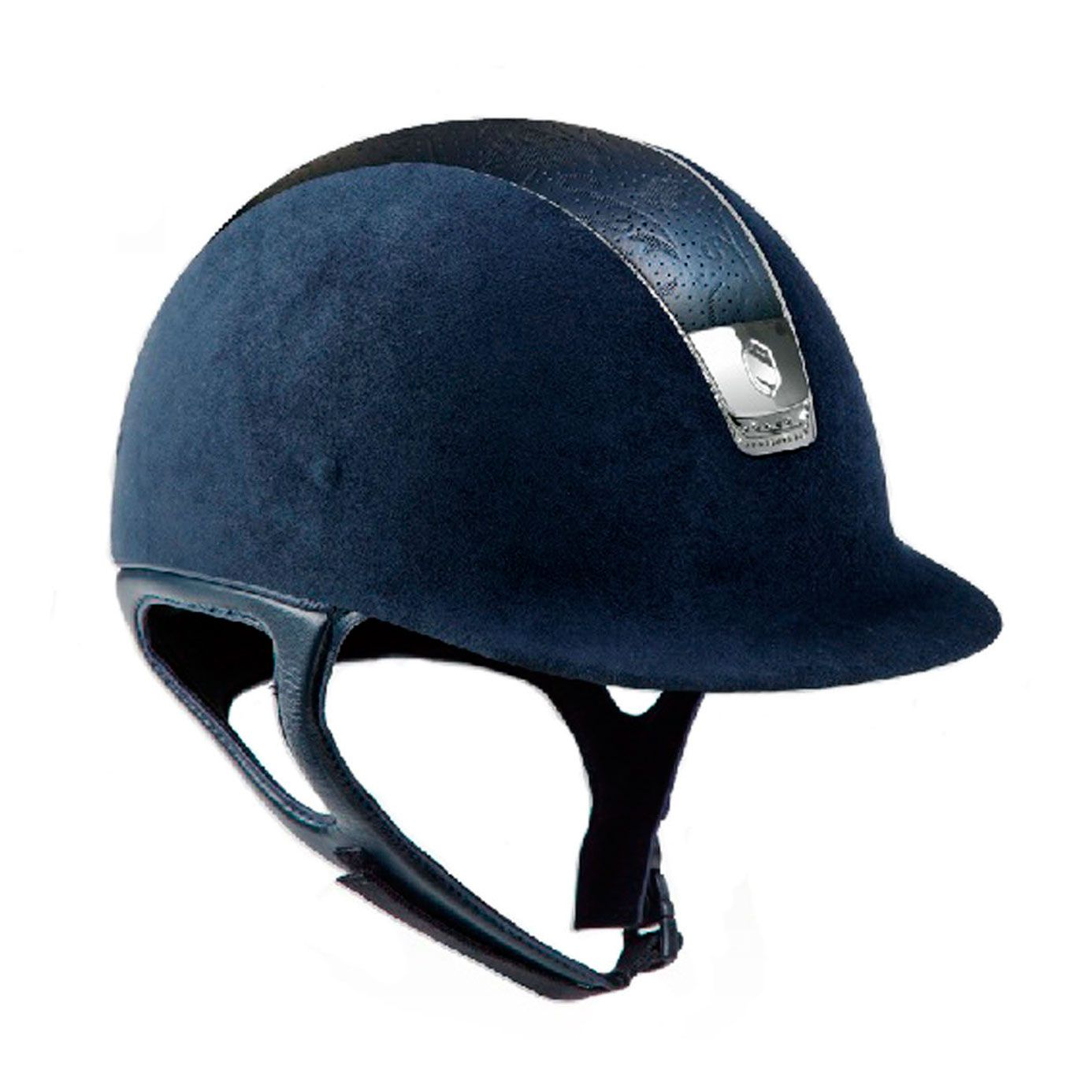Horse Riding Hats Gt Navy Riding Hat With Flower Leather