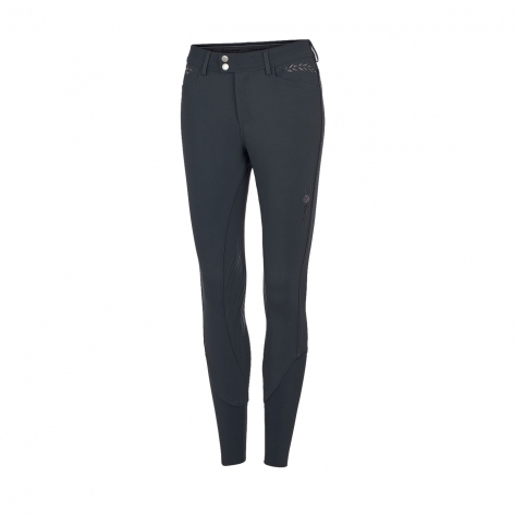 Grey Samshield Breeches