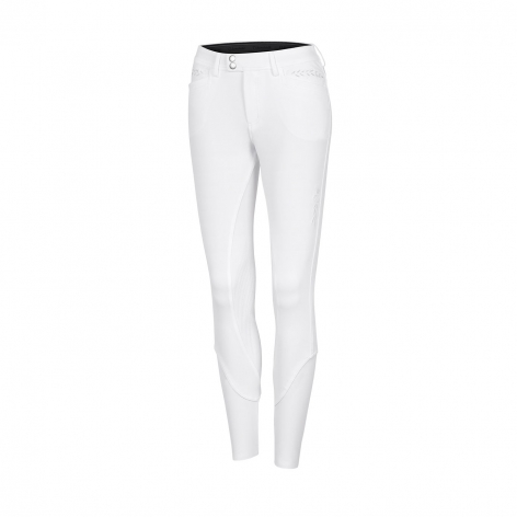 White Samshield Breeches