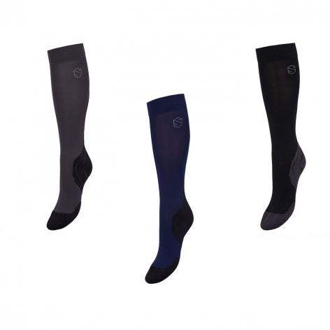 Balzane Airflow Swarovski Crystal Socks Image 3