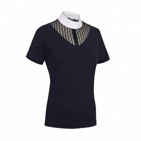 Navy Samshield Show Shirt