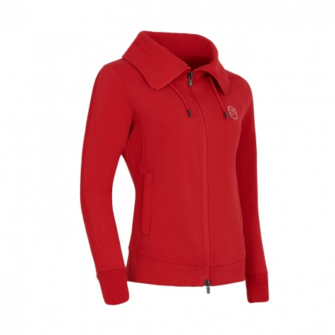 Red Samshield Sweatshirt