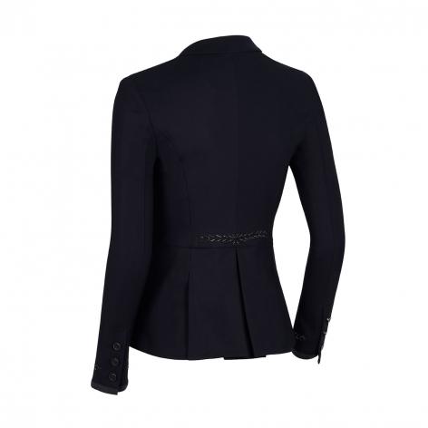 Victorine Embroidery Show Jacket - Black Image 3