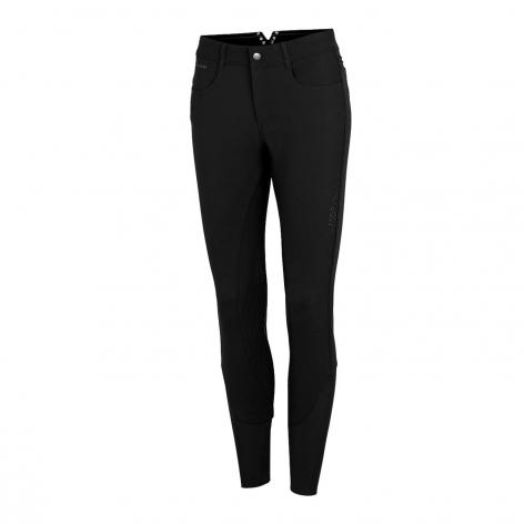 Samshield Helena Black Breeches