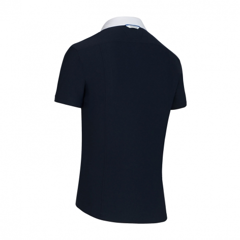 Georgio Men's Show Shirt - Navy Image 3