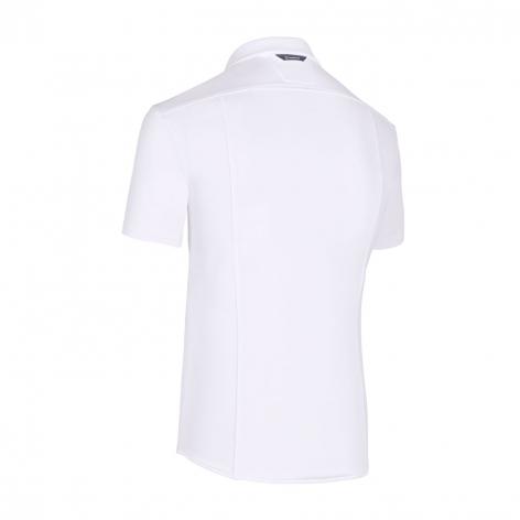 Georgio Men's Show Shirt - White Image 3