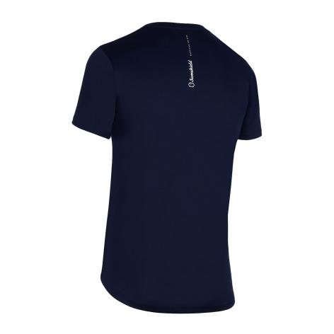 Liam Men's T-Shirt - Navy Image 3