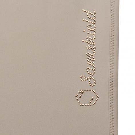 Clotilde Metal Dots Water Repellent Breeches - Beige Image 4
