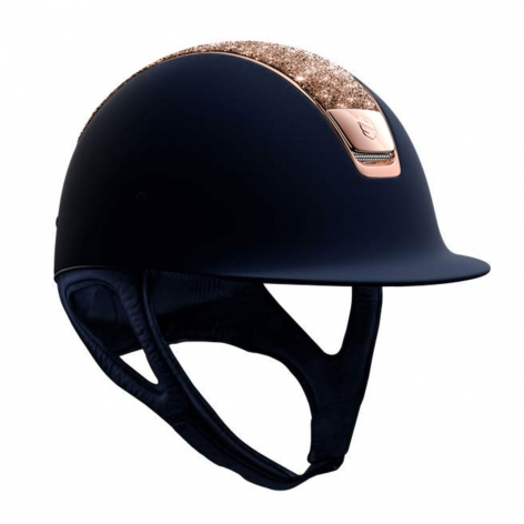 Navy Rose Gold Samshield