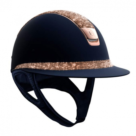 Rose Gold Samshield Hat