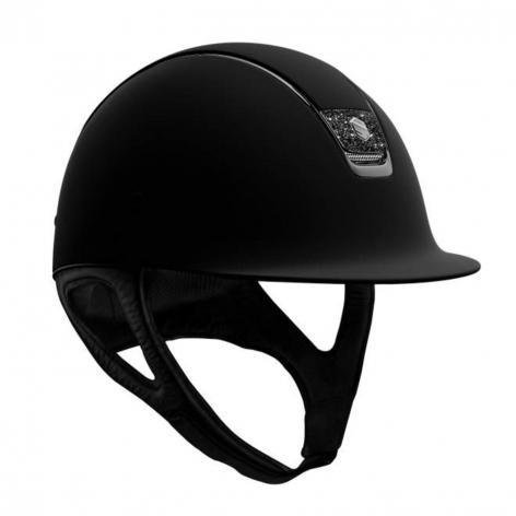 Samshield Black Crystal Hat