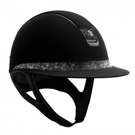 Crystal Miss Shield Hat