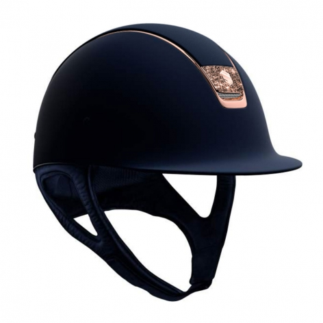 Rose Gold Samshield Hat