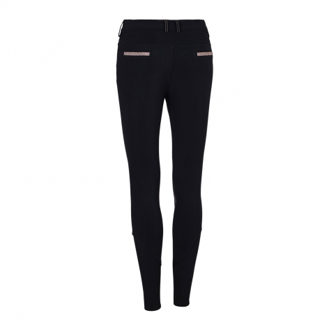 Adele Breeches - Black/Rose Gold Image 3