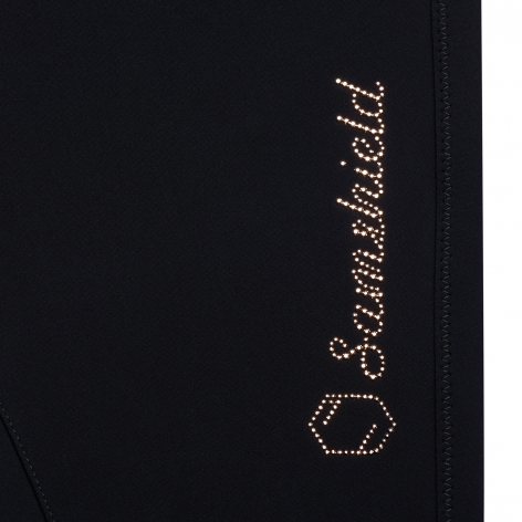 Adele Breeches - Black/Rose Gold Image 4