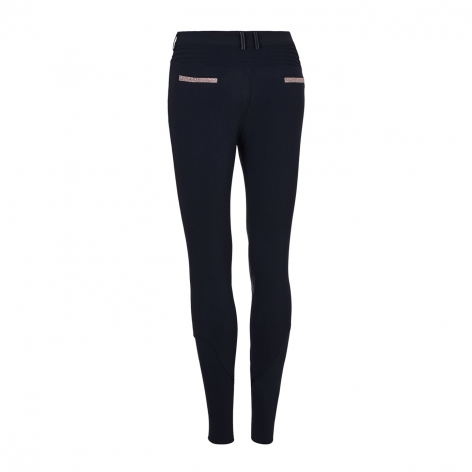 Adele Breeches - Navy/Rose Gold Image 3