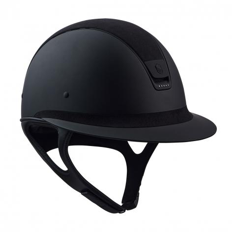 Black Miss Shield Hat