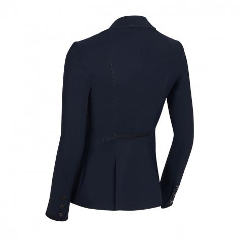 Louise Smocking New Decor Show Jacket - Navy Image 3