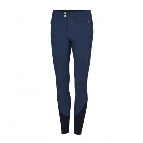 Samshield Navy Waterproof Breeches